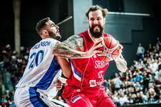 Košarkaška reprezentacija Izraela, Košarkaška reprezentacija Srbije