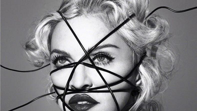 "Madonna na okładce ""Rebel Heart"""