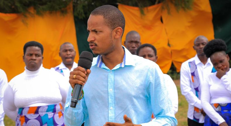 Embakasi East MP Babu Owino moves to court to bar Bernard Ogoji from reviving robbery with violence charge against him