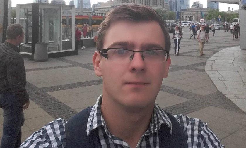 W Gwdzie znaleziono ciało. To 21-letni Marcin?