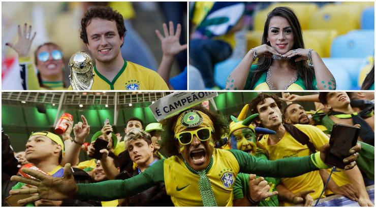 Navijači Brazila