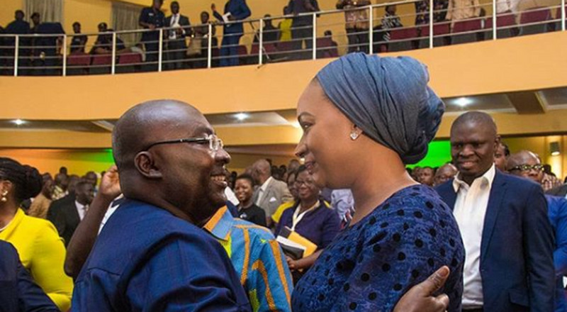 5 lovely photos of Bawumia and Samira better than your relationship photos