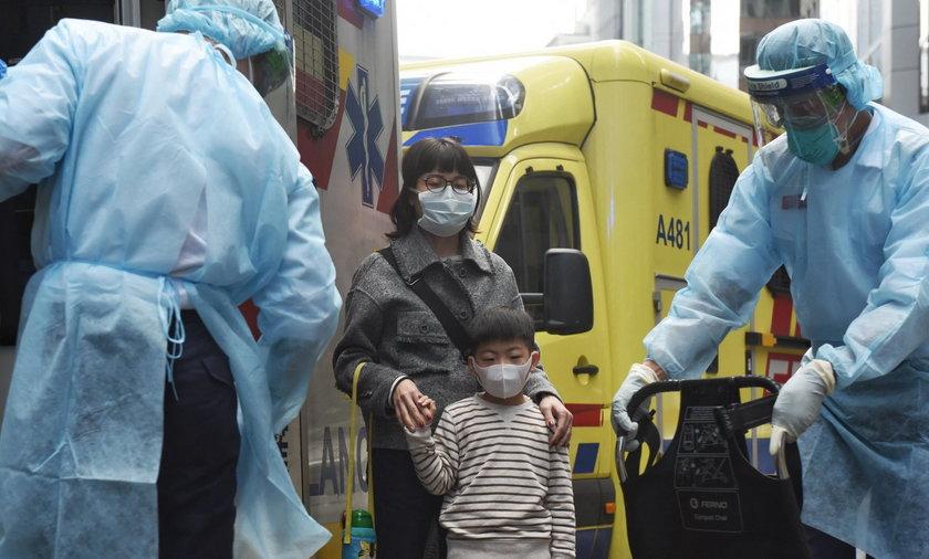 Kłamali o wirusie z Wuhan