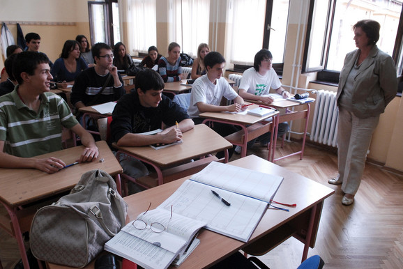 Kineski jezik uveden po želji učenika: Iz Matematičke gimnazije