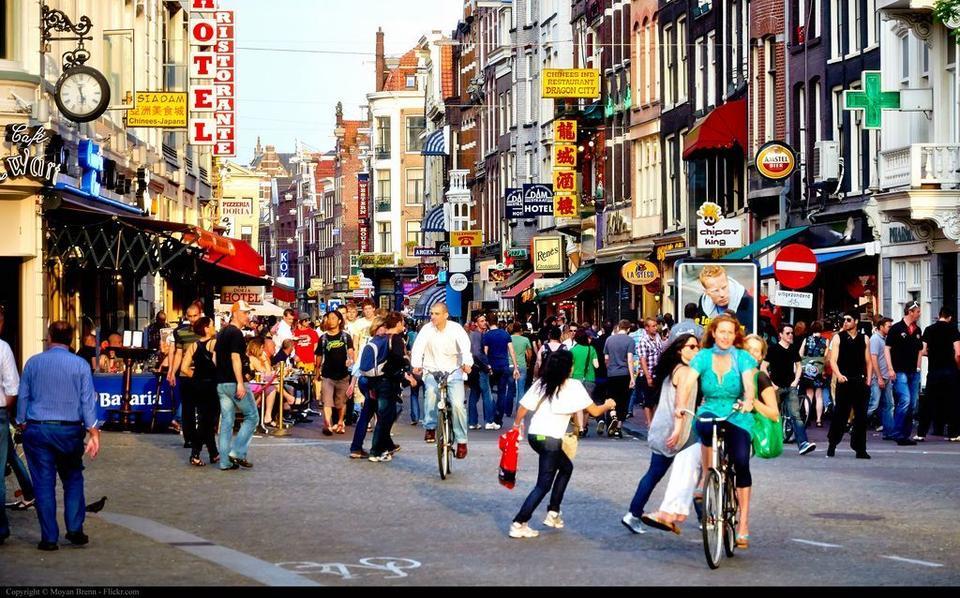 2. Amsterdam, Holandia