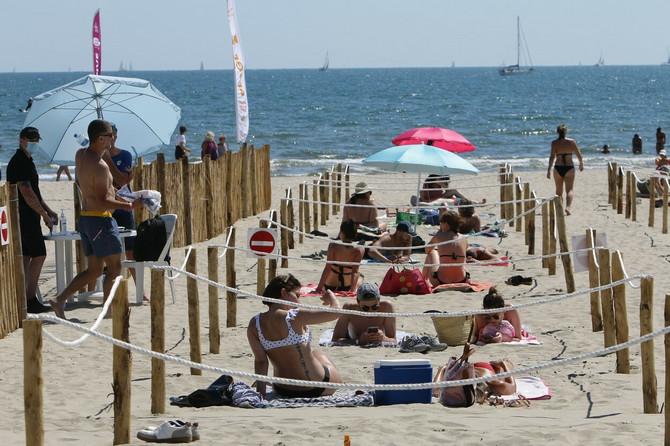 Rastojanje na plažama