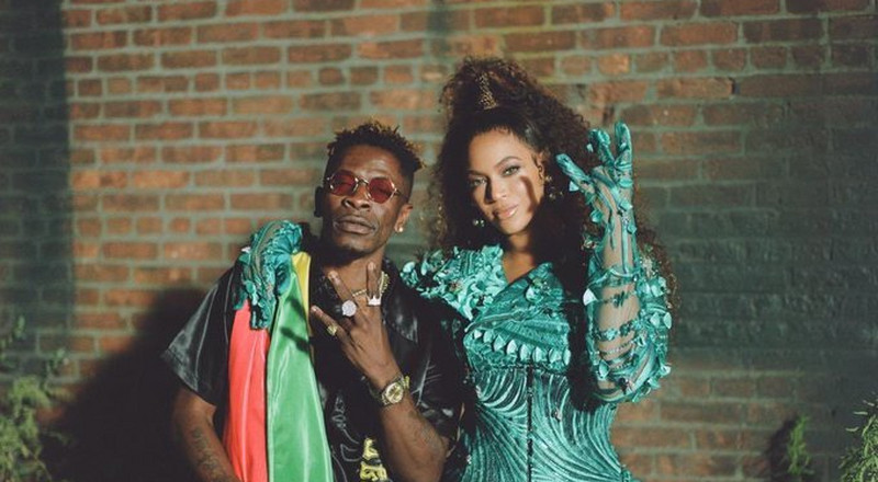 "How Shatta Wale sneaked out of Ghana to shoot ""Already"" with Beyoncé (AUDIO)"