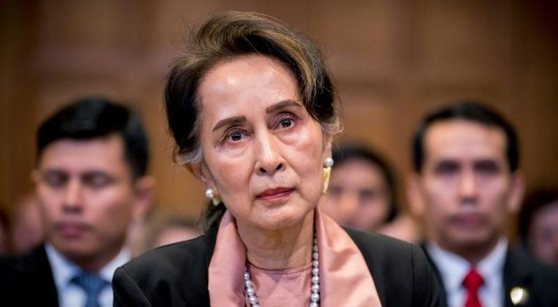 Myanmar's Suu Kyi to take the stand in genocide case