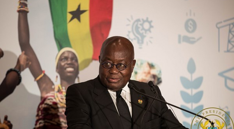 Ghana's President admits the country's biggest problem is unemployment, here's how he intends to fix it