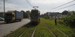 Uwięzione tramwaje w Łodzi. Opóźnienie sięgnęło 34 godzin