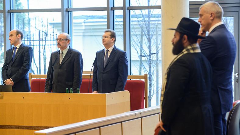 Trybunał Konstytucyjny wydaje wyrok