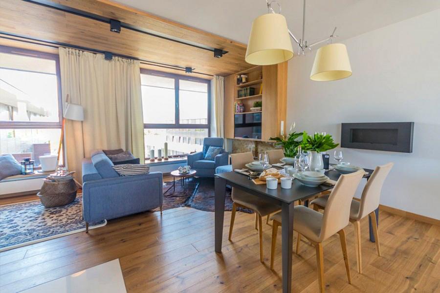 Przepiękne mieszkanie w centrum Łodzi. Przytulne, wygodne, eleganckie. Po prostu marzenie!