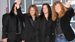 Megadeth (fot. getty images)