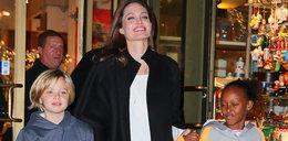 Córka Jolie i Pitta przejdzie kurację zmiany płci