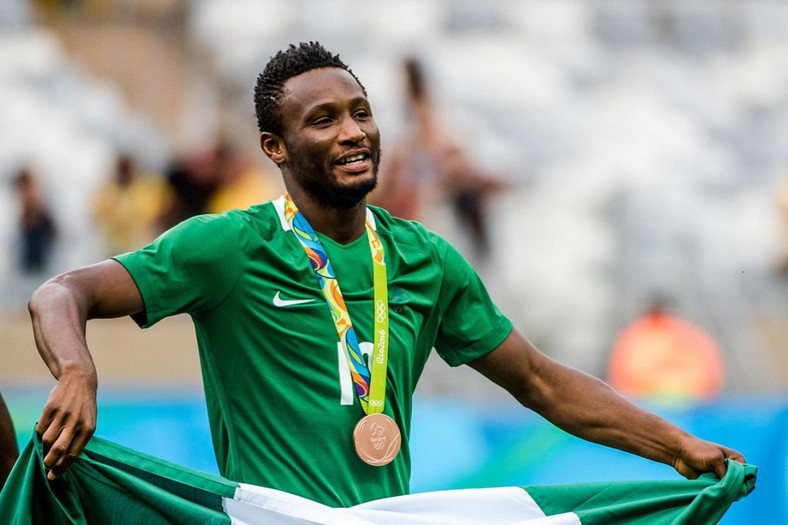 John Mikel Obi led Nigeria to the bronze medal in the football event of the 2016 Olympic Games