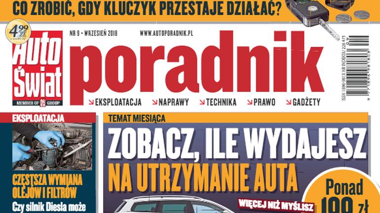 Auto Świat Poradnik 9/2018