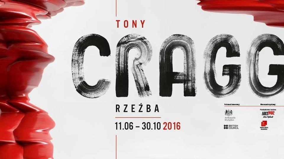 """""""Tony Cragg. Rzeźba"""" w Centrum Rzeźby Polskiej w Orońsku"""