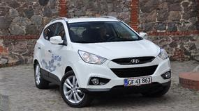 Hyundai ix35 Fuel Cell (pierwsza jazda)