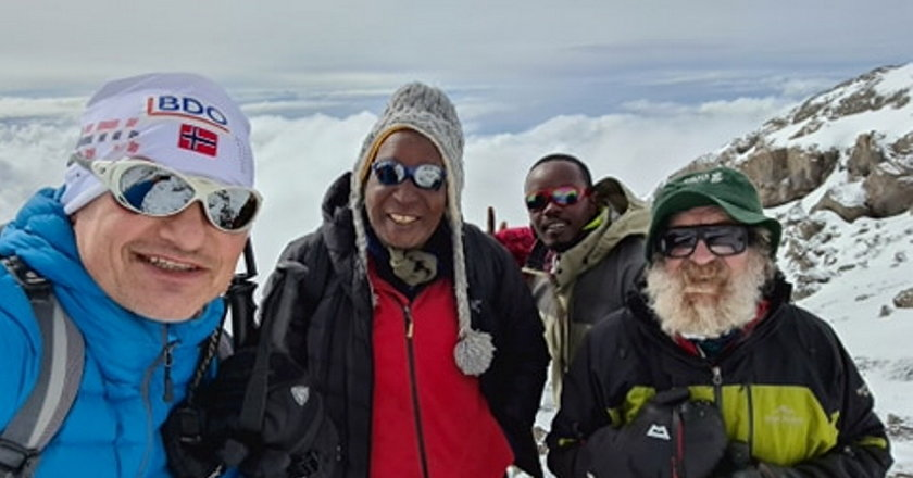 Tak wyglądały ostatnie chwile Aleksandra Doby. Uczestnik wyprawy zdradził, co naprawdę działo się na Kilimandżaro