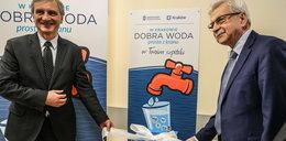 Krakowskie wodociągi montują pitniki w szpitalach