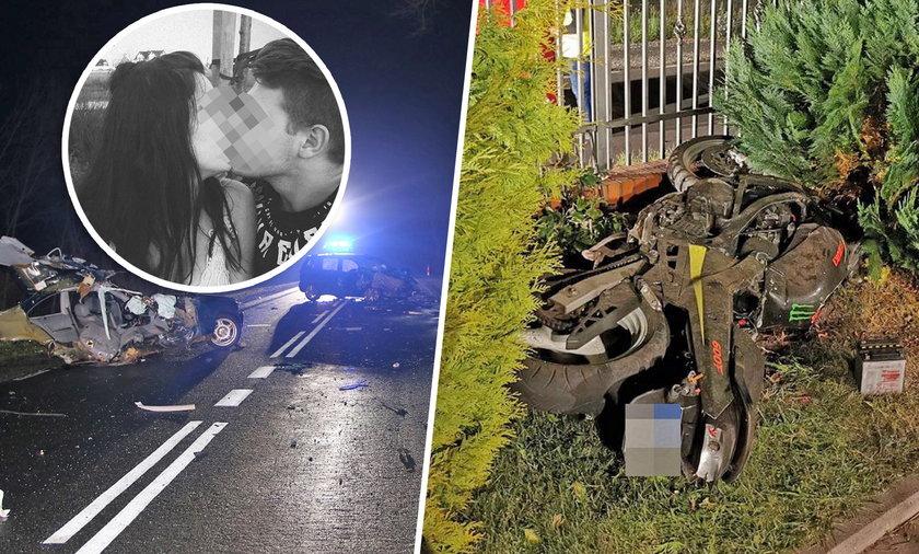 21-latek, który zginął w Józefkowie, w grudniu spowodował śmiertelny wypadek, w którym zginęła 16-latka?