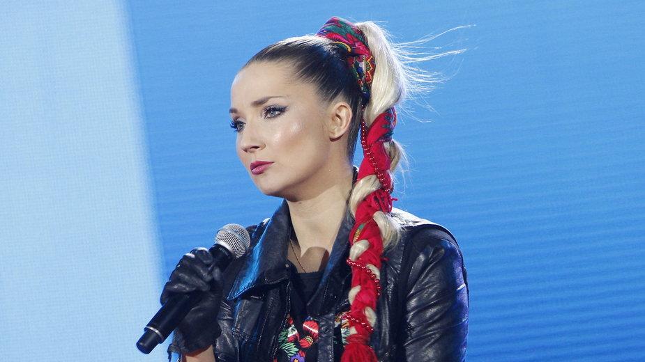 Cleo, reprezentantka Polski w konkursie Eurowizja 2014