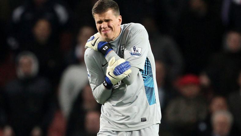 Arsenal przegrał z Wigan 1:2