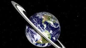 NASA zafundowała Ziemi pierścień, prawie taki jak wokół Saturna