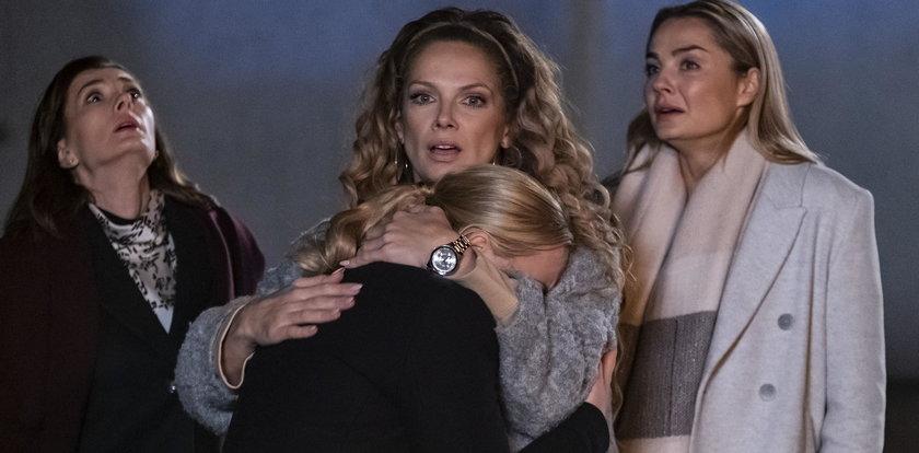 """Dramat w """"Przyjaciółkach"""". Czy ktoś z rodziny Anki zginie w pożarze?"""