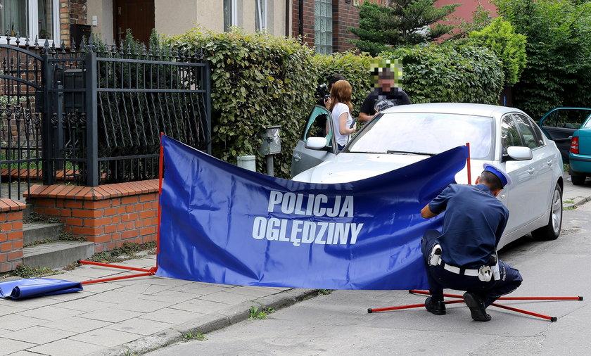 Tajemnicza śmierć  w Gdańsku