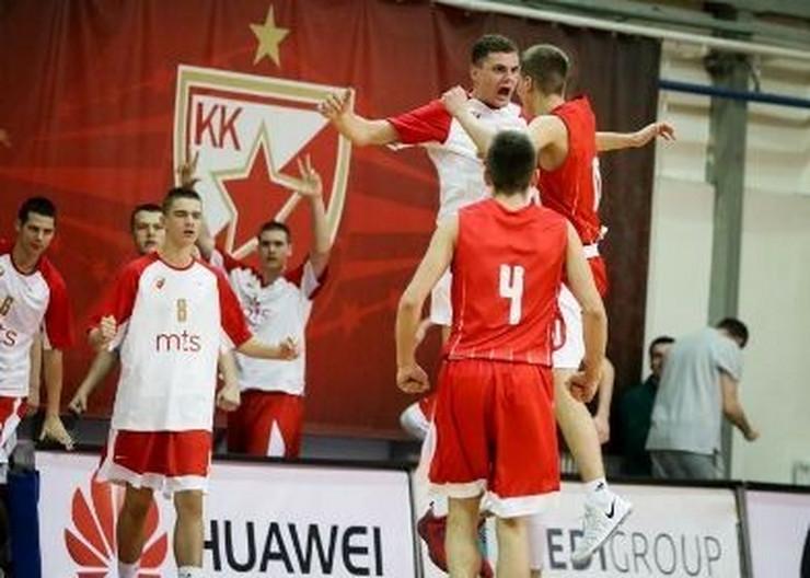 KK Crvena zvezda juniori