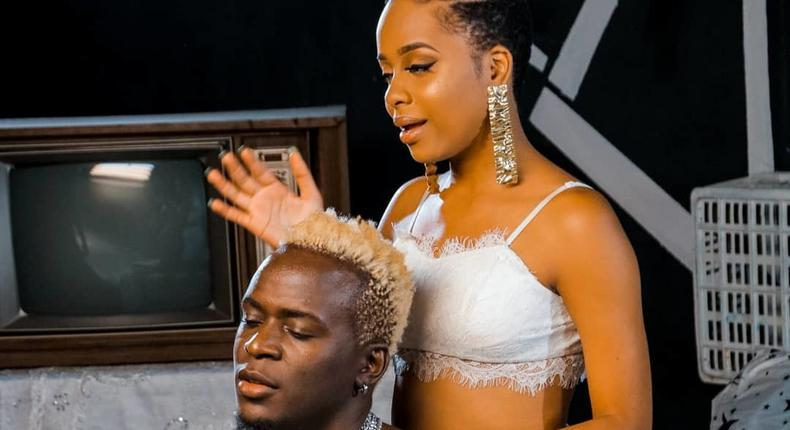 Ringtone angers fans with claims of Nandy aborting Willy Paul's baby