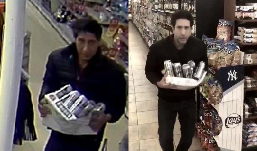 Znany aktor kradł piwo? Policja szuka mężczyzny