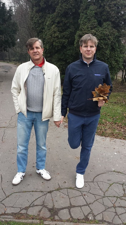 Zygmunt i Filip Chajzerowie