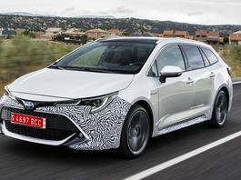 Toyota Corolla - hybryda, która daje przyjemność z jazdy