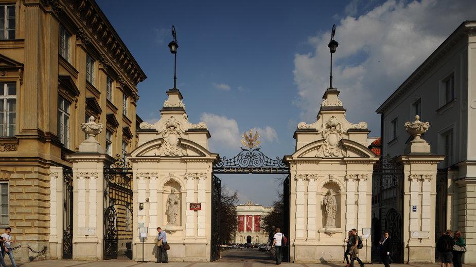 Warszawa: Doktorant UW oskarżony o napaść na tle seksualnym
