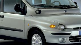 Używane: Fiat Multipla - genialny brzydal