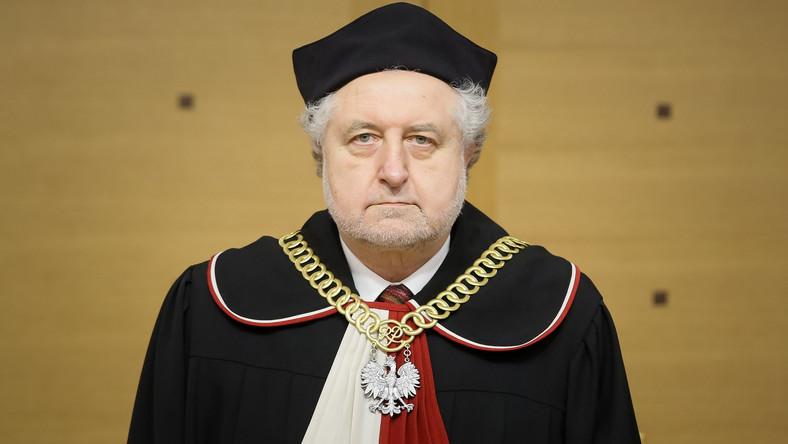 Prezes Trybunału Konstytucyjnego prof. Andrzej Rzepliński