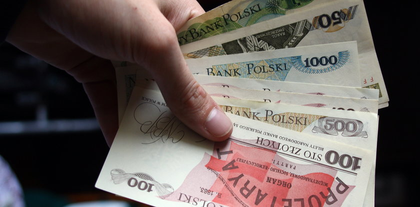 Bank wymienił mu stare złote na ruble jakby to były nowe