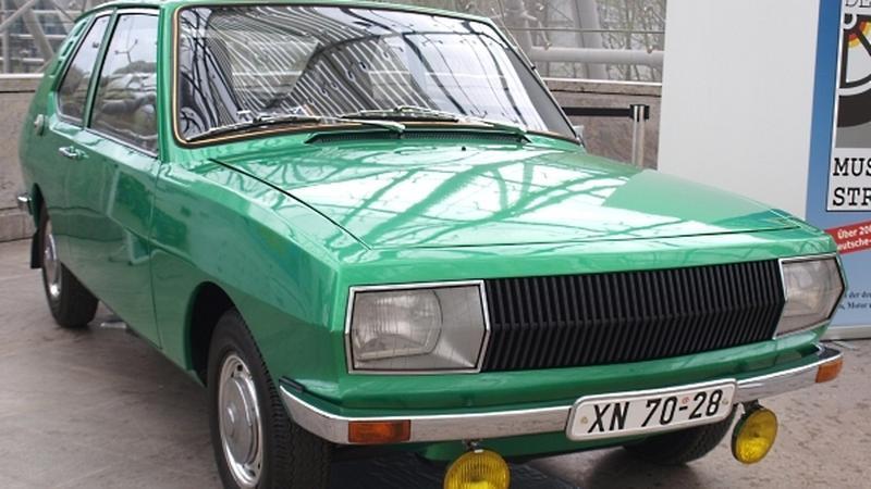 Wartburg 355 Coupe