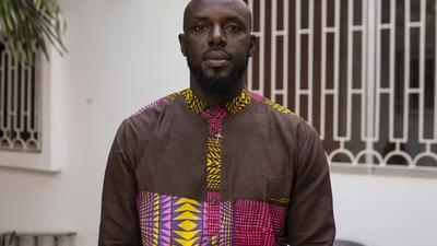 """Éric Dacosta alias Antoine de la série """"Infidèles"""": « Être acteur au Sénégal ne fait pas vivre son homme… »"""
