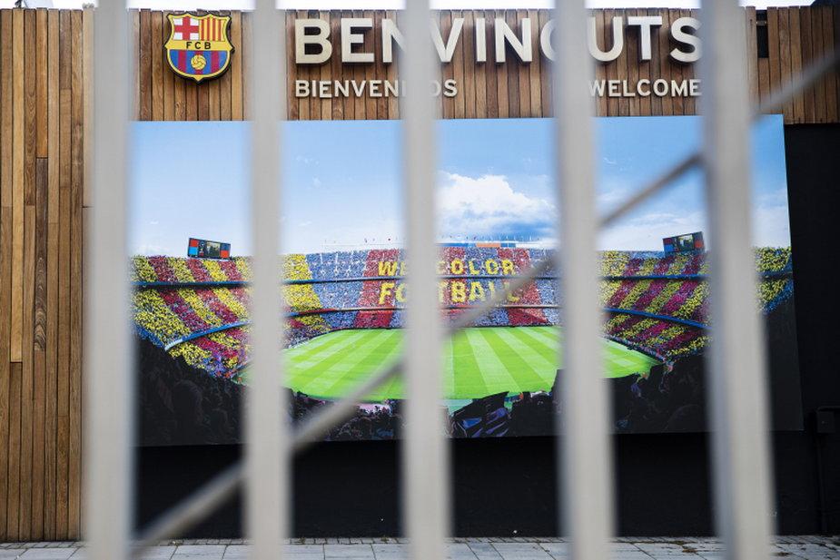 Camp Nou (fot. Getty Images)