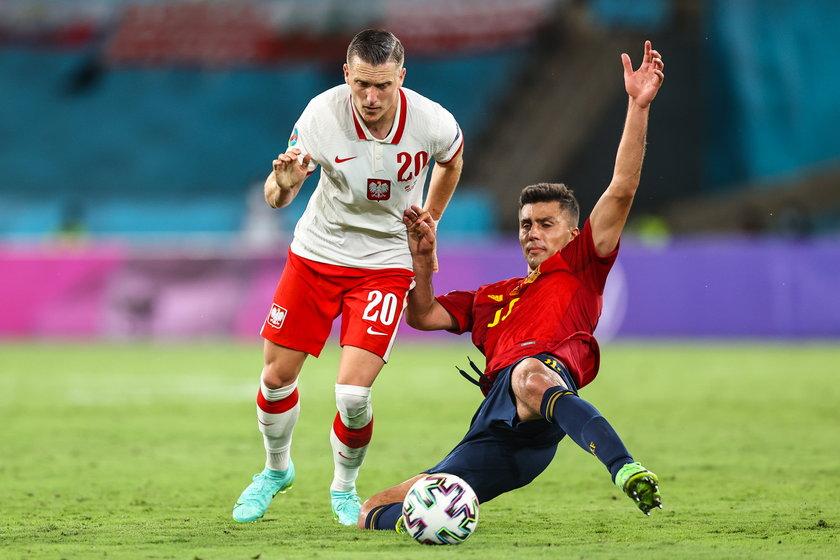 Awans do 1/8 finału byłby czymś, w co mało kto wierzył po blamażu ze Słowacją.