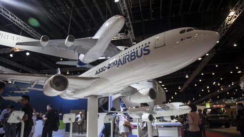 Airbus zanotował rekordowy wynik, ale to Boeing jest globalnym liderem