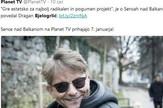 Dragan Bjelogrlić, Siol.net