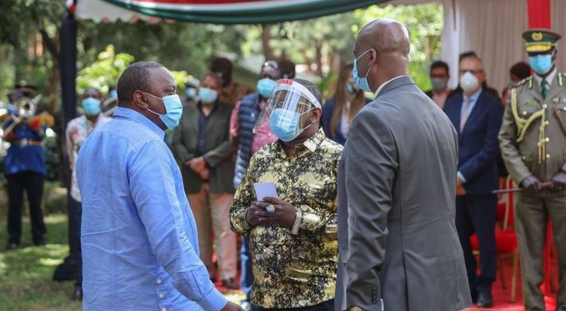 I'm sorry for insulting General Badi - Sonko apologizes after Uhuru's warning