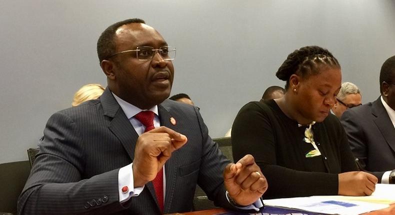World Bank Chief Economist for Africa, Albert Zeufack