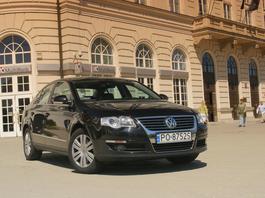 Volkswagen Passat B6: gdzie ta niemiecka jakość?!