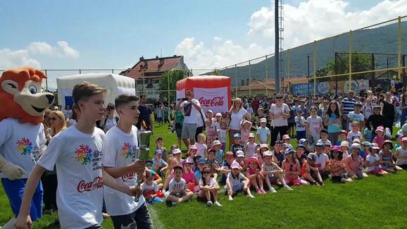 Sportske igre mladih u Sokobanji