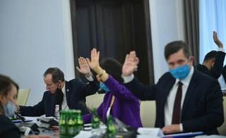 Pęk: Kierownictwo PiS zadecyduje o konsekwencjach za załamanie dyscypliny w Senacie